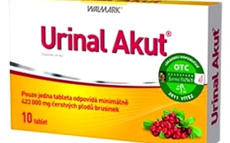 WALMARK Urinal Akut 10 tablet