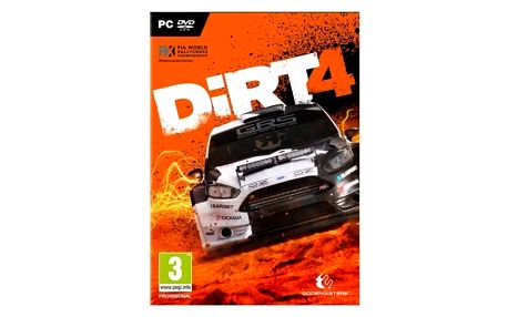 Hra Codemasters Dirt 4 (4020628785611)