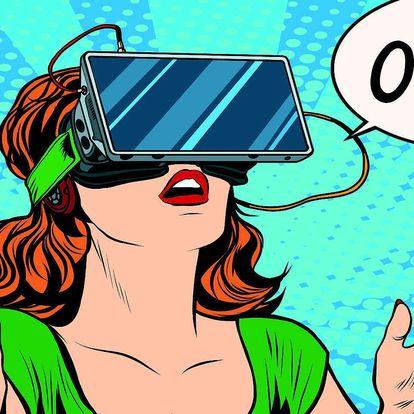 Nově otevřená herna Virtuální reality v centru Prahy na Žižkově