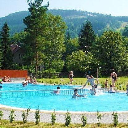 3 až 6denní wellness pobyt pro 2 s polopenzí v Mountain resortu Morávka v Beskydech