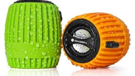 Přenosný reproduktor GoGEN BS 022O oranžový