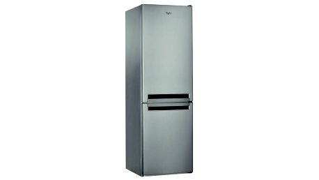 Kombinace chladničky s mrazničkou Whirlpool BSF 8353 OX nerez + Doprava zdarma