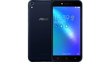 ASUS ZenFone Live, černá - 90AK0071-M00940 + Powerbank ASUS ZenPower Slim 4000 mAh, v hodnotě 1 000,-