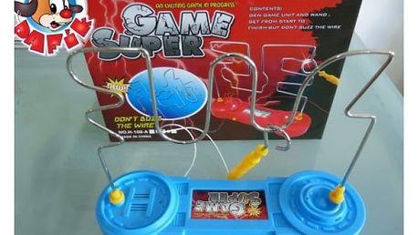Hra pro koncentraci a koordinaci Game Super