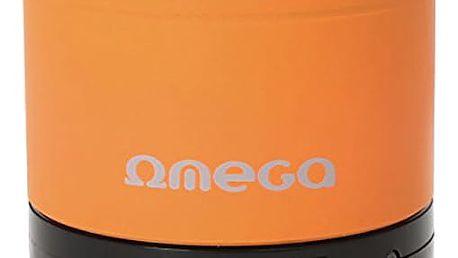 Omega OG47, přenosný, oranžová - OG47O
