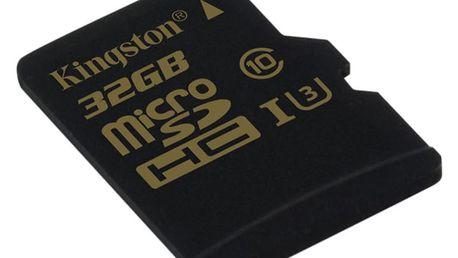 Kingston Micro SDHC 32GB UHS-I U3 - SDCG/32GBSP