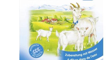 4x HOLLE Bio kojenecká mléčná výživa na bázi kozího mléka 2, 400g