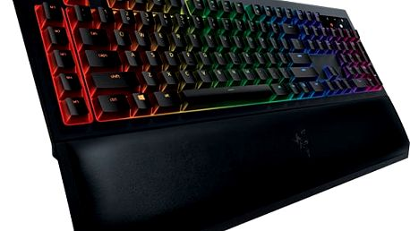 Razer BlackWidow Chroma v2, Razer Orange, US - RZ03-02031600-R3M1