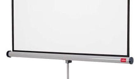 NOBO Projekční plátno se stativem, 175x133cm (4:3) - 1902396