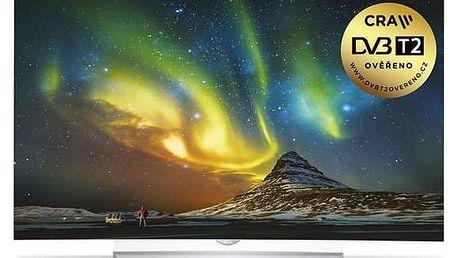 Televize LG 55EG920V černá + při nákupu OLED televize LG až 8 000 Kč + Doprava zdarma