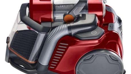 Vysavač podlahový Electrolux UltraFlex ZUFPARKETT červený