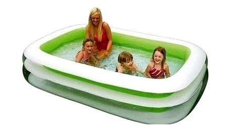 INTEX 56483 Family zelený 262x175x56 cm