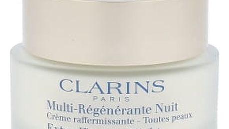 Clarins Extra Firming Night Rejuvenating Cream 50 ml noční pleťový krém proti vráskám pro ženy