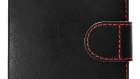 Pouzdro na mobil flipové FIXED pro Huawei Y3 II (FIXRP-FIT097-BK) černé