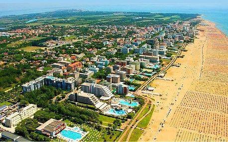 3denní víkendový zájezd pro 1 na pláž v oblíbeném italském přímořském letovisku Bibione