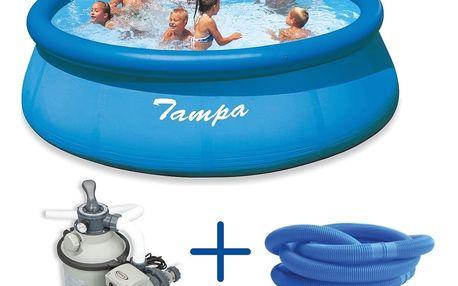 Marimex Bazén Tampa 3,66x0,91 m s pískovou filtrací Sand 4 - 10340126