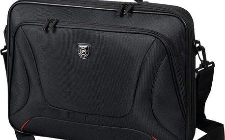 """Port COURCHEVEL CL taška na 17,3"""" notebook a 10,1"""" tablet, černá - 160513"""