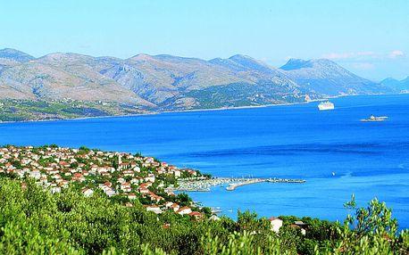 Chorvatsko, Orebič: 8 dní pro 1 osobu + možnost dopravy a stravy