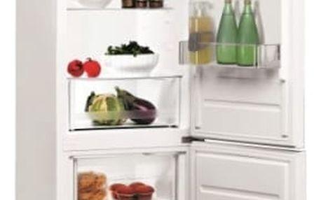Kombinace chladničky s mrazničkou Indesit LI7 S1 W bílé