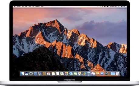 Apple MacBook Pro 13 with Touch Bar, stříbrná - 2016 - MLVP2CZ/A