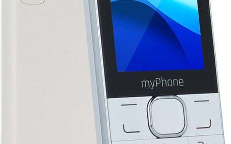 myPhone CLASSIC, bílá - TELMYCLASSICWH