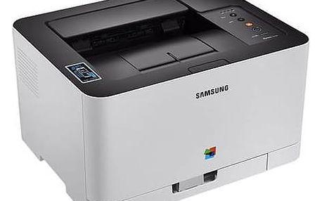 Tiskárna laserová Samsung SL-C430W (SL-C430W/SEE) Software F-Secure SAFE 6 měsíců pro 3 zařízení (zdarma) + Doprava zdarma