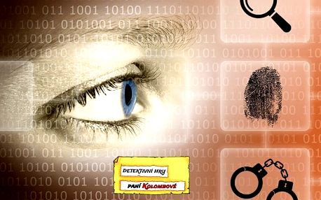 Online detektivní hra paní Kolombové