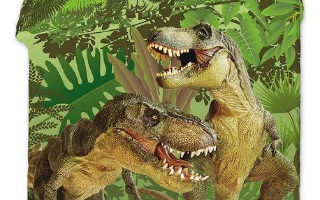 Jerry Fabrics povlečení Dinosaur 2016