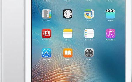 """APPLE iPad Pro Cellular, 9,7"""", 32GB, Wi-Fi, stříbrná - MLPX2FD/A + Zdarma GSM reproduktor Accent Funky Sound, černá (v ceně 299,-)"""