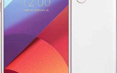 LG G6 - 32GB, bílá