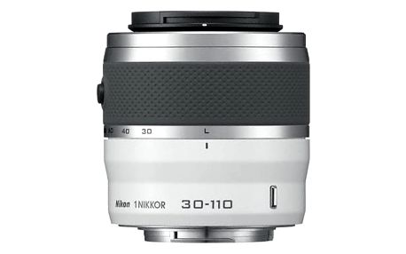Nikkor 30-110mm f/3.8-5.6 VR 1 White - JVA703DB