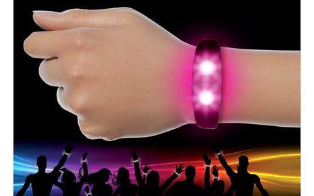 LED svítící náramek Party