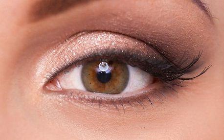 Permanentní make-up očních linek ve Studiu Lucie Tichá – Beauty Luna v Praze