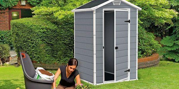 Keter MANOR 35696 Zahradní plastový domek 4x32