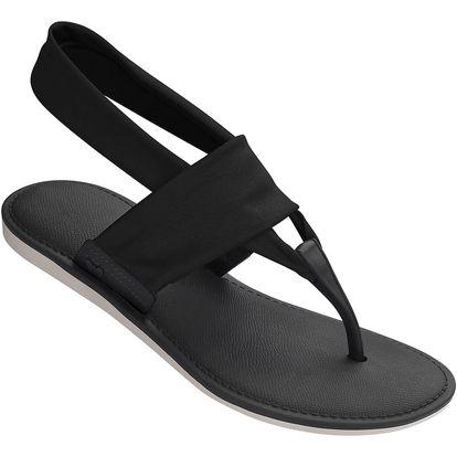 Zaxy černé žabky Vibe Sandal Fem Black - 39