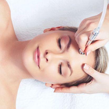 Diamantová mikrodermabraze či luxusní kosmetické ošetření v Ostravě