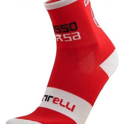 Pánské sportovní ponožky CASTELLI - mix barev - dodání do 2 dnů