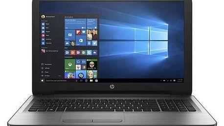 Notebook HP 15-ba072nc (Y5K38EA#BCM) stříbrný Monitorovací software Pinya Guard - licence na 6 měsíců (zdarma)Software F-Secure SAFE 6 měsíců pro 3 zařízení (zdarma) + Doprava zdarma