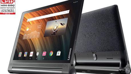 """Lenovo Yoga Tablet 3 Plus 10.1"""" - 32GB, černá - ZA1N0025CZ"""