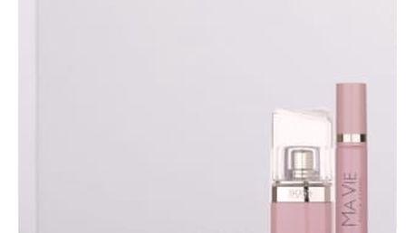 Hugo Boss Boss Ma Vie Pour Femme dárková kazeta pro ženy parfémovaná voda 30 ml + parfémovaná voda 7,4 ml