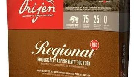 Granule Orijen Dog Regional RED 13 kg + Doprava zdarma