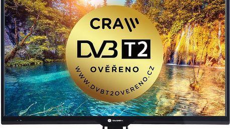 Gogen TVH 28N266T - 71cm - GOGTVH28N266T + Flashdisk A-data 16GB v ceně 200 kč