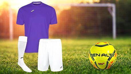 Komplet Joma: dres, štulpny, trenky nebo i míč