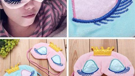 Škraboška na spaní Princezna