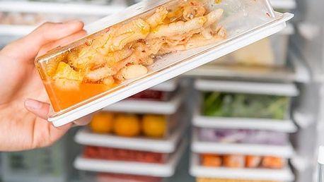Úložný box na potraviny - 1 ks