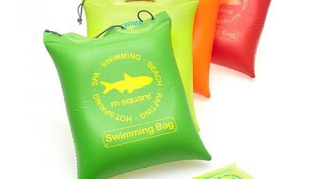 Cestovní vak i komfortní nafukovací polštář 2v1 - různé barvy