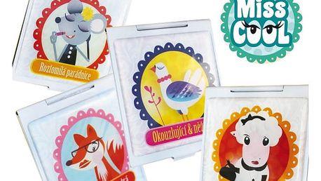 Dárková zrcátka do kabelky Miss Cool