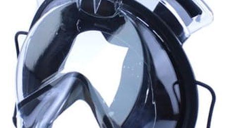 Celoobličejová maska na potápění pro děti i dospělé