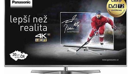 Televize Panasonic TX-50EX780E + Doprava zdarma
