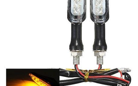 Motorkářské blinkry - 12 LED